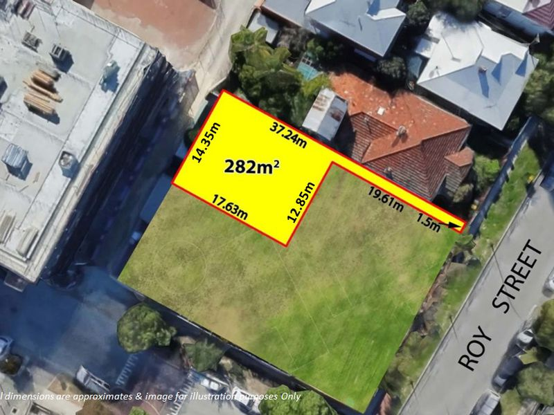 5A (Lot 1) Roy Street, Mount Lawley