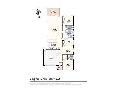 8 Upton Circle, Derrimut