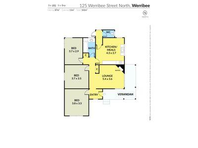 123 & 125 Werribee Street North, Werribee