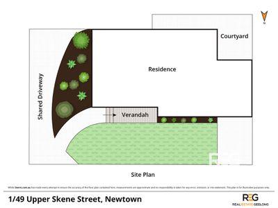 1 / 49 UPPER SKENE STREET, Newtown