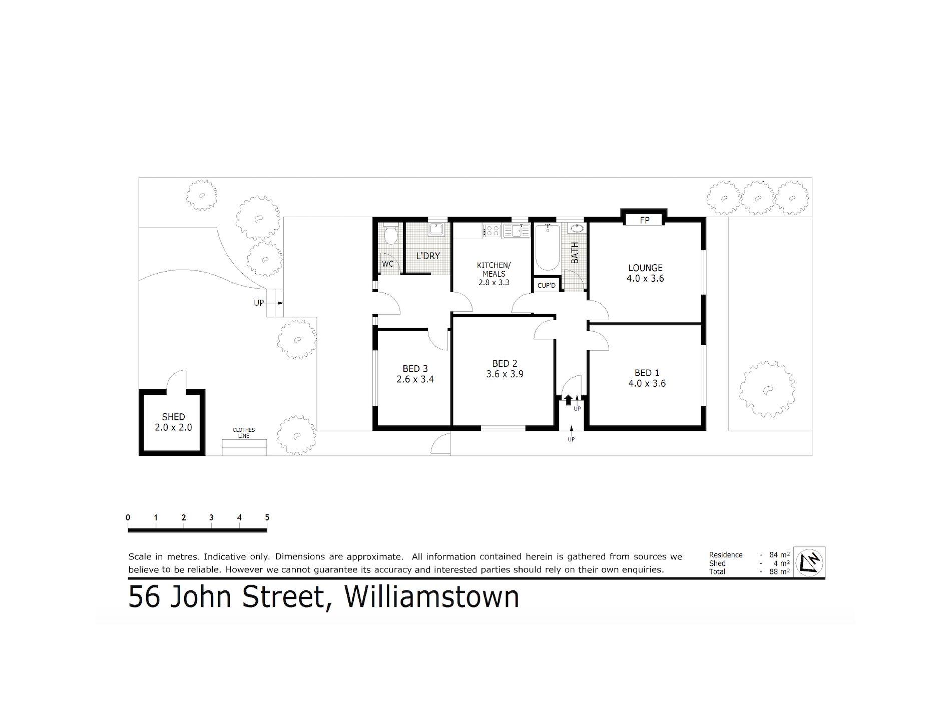 56 John Street, Williamstown