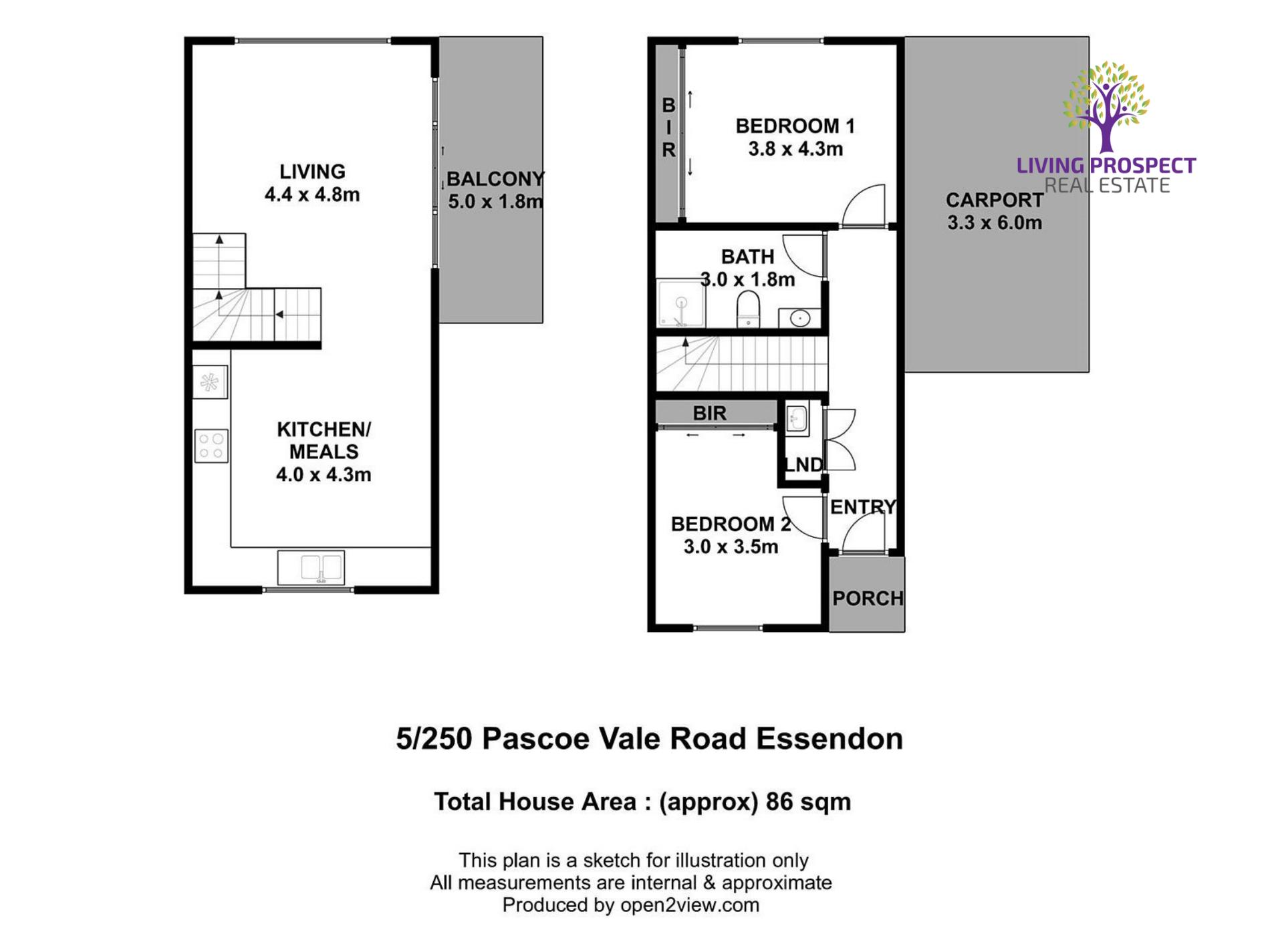 5 / 250 Pascoe Vale Road, Essendon