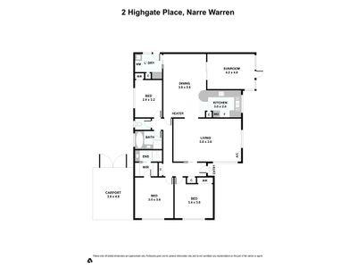 2 Highgate Place, Narre Warren
