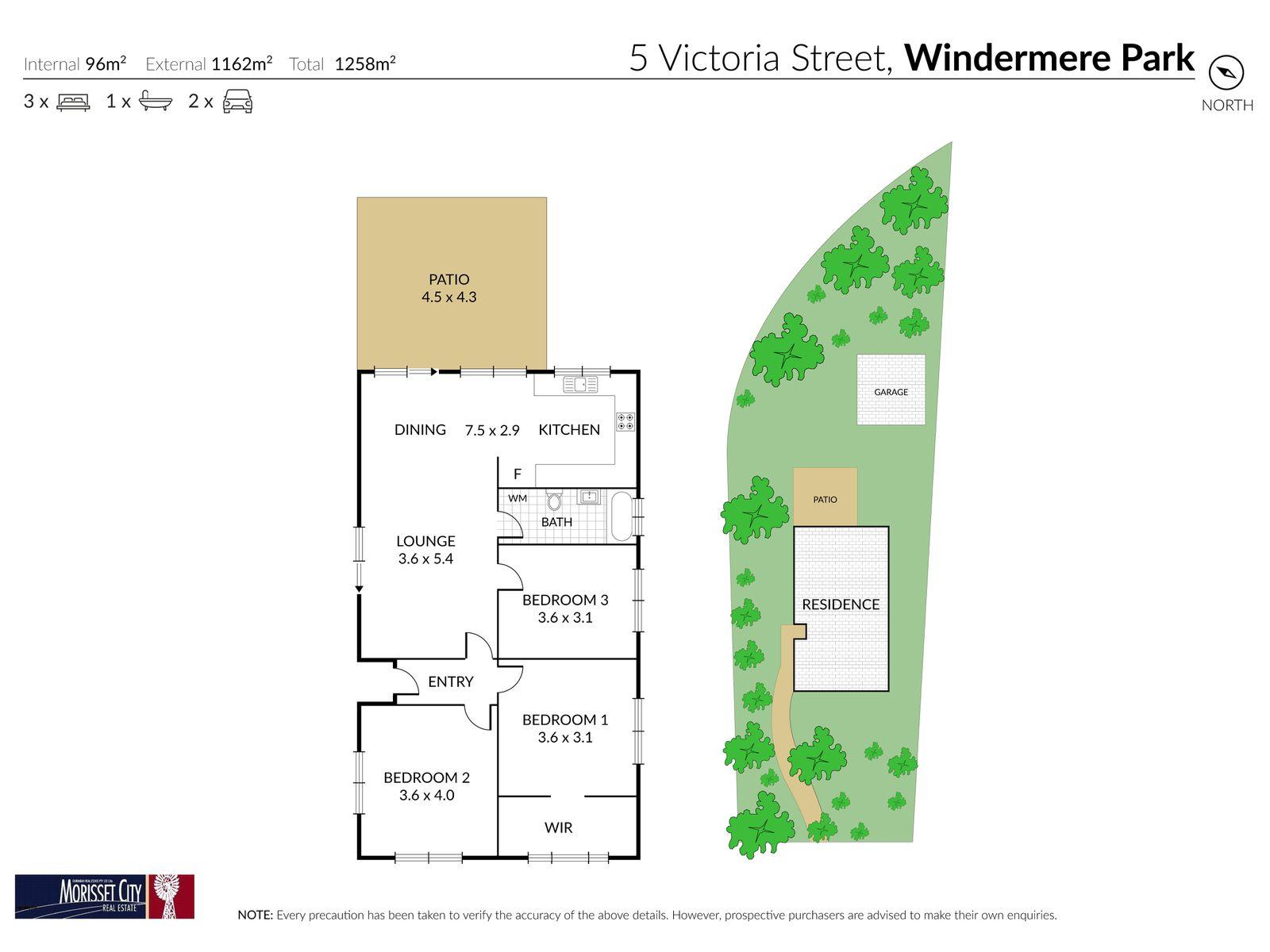 5 Victoria St, Windermere Park