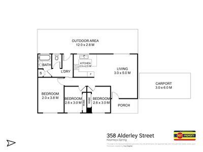 358 Alderley Street, Kearneys Spring