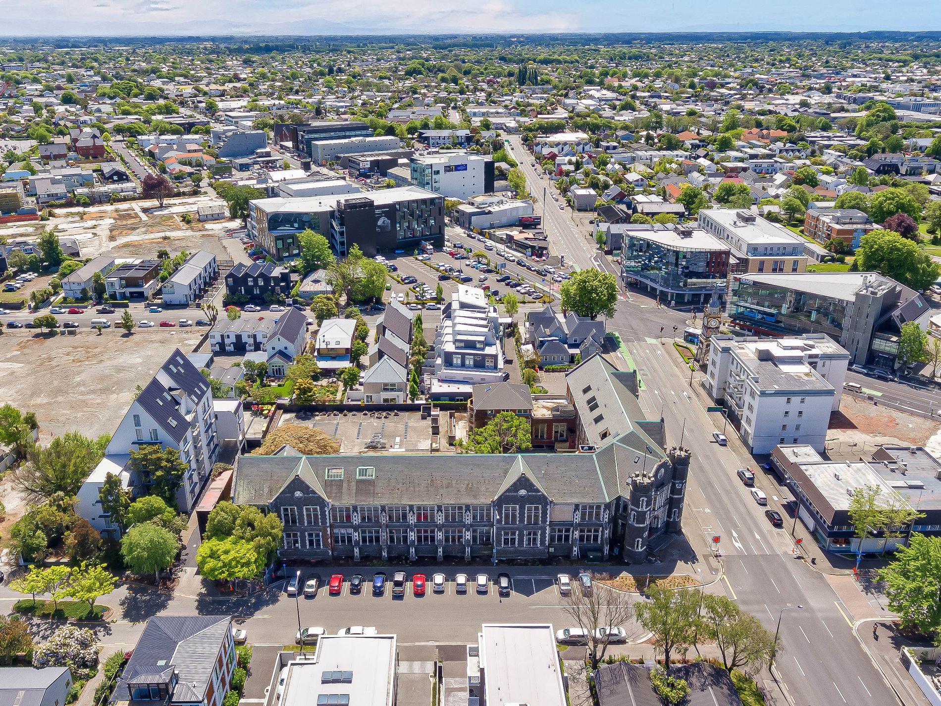 6 / 15 Peterborough Street, Christchurch Central