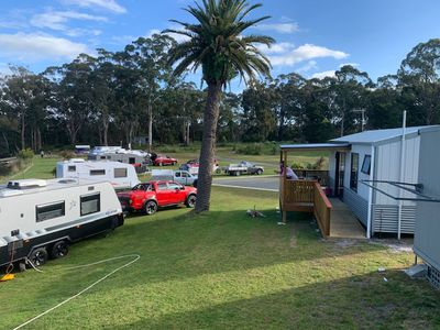 River Breeze Caravan & Cabin Park