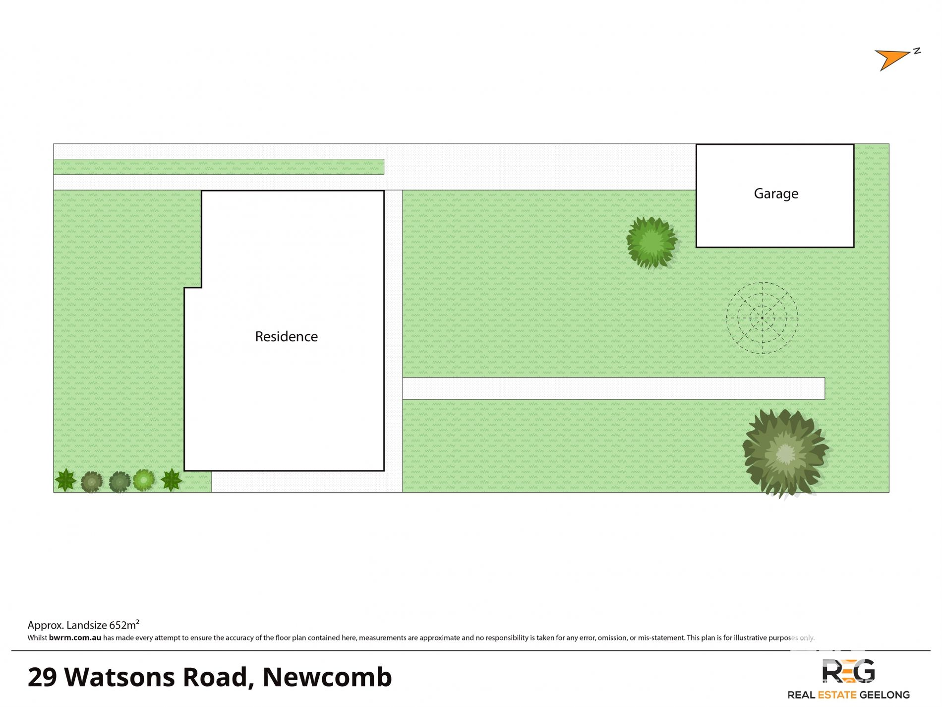 29 WATSONS ROAD, Newcomb