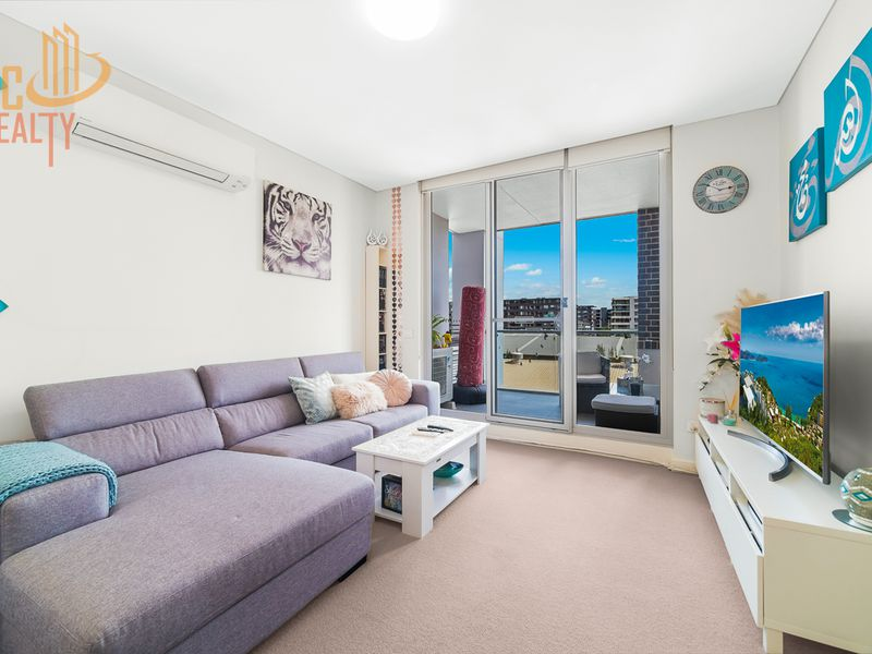 415 / 5 Verona Drive, Wentworth Point