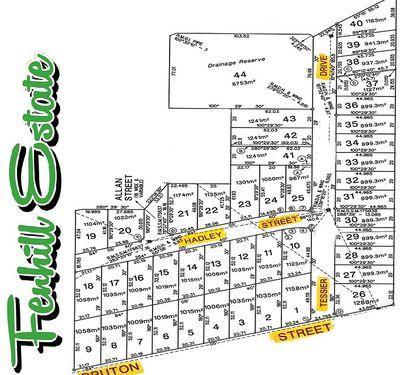 Lot 20, Hadley Street, Tocumwal
