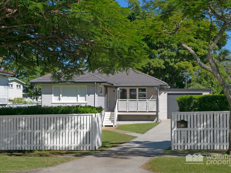 26 Red Hill Road, Nudgee