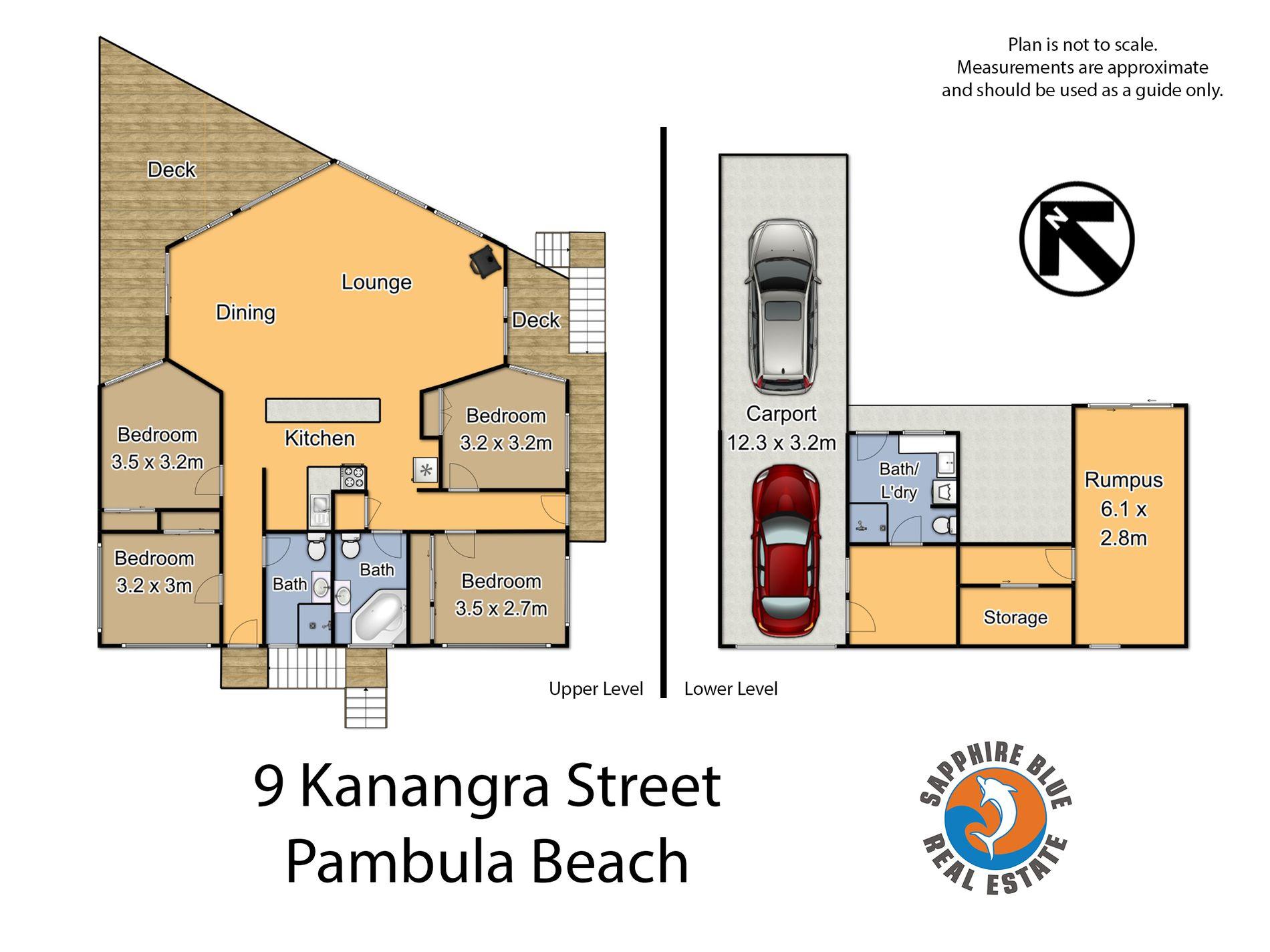 9 Kanangra Street, Pambula Beach