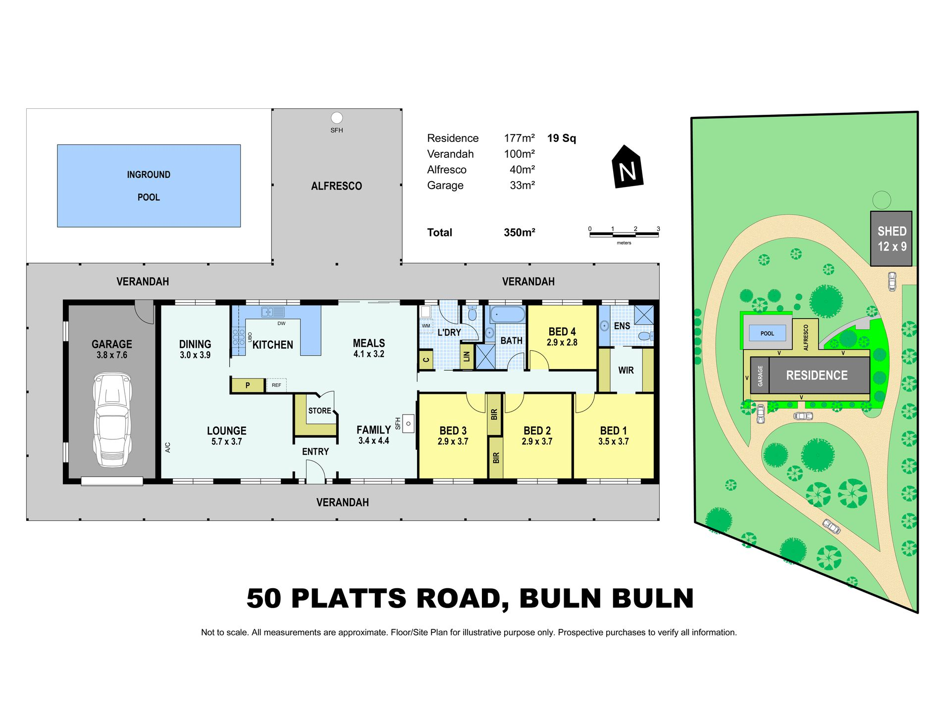 50 Platts Road, Buln Buln