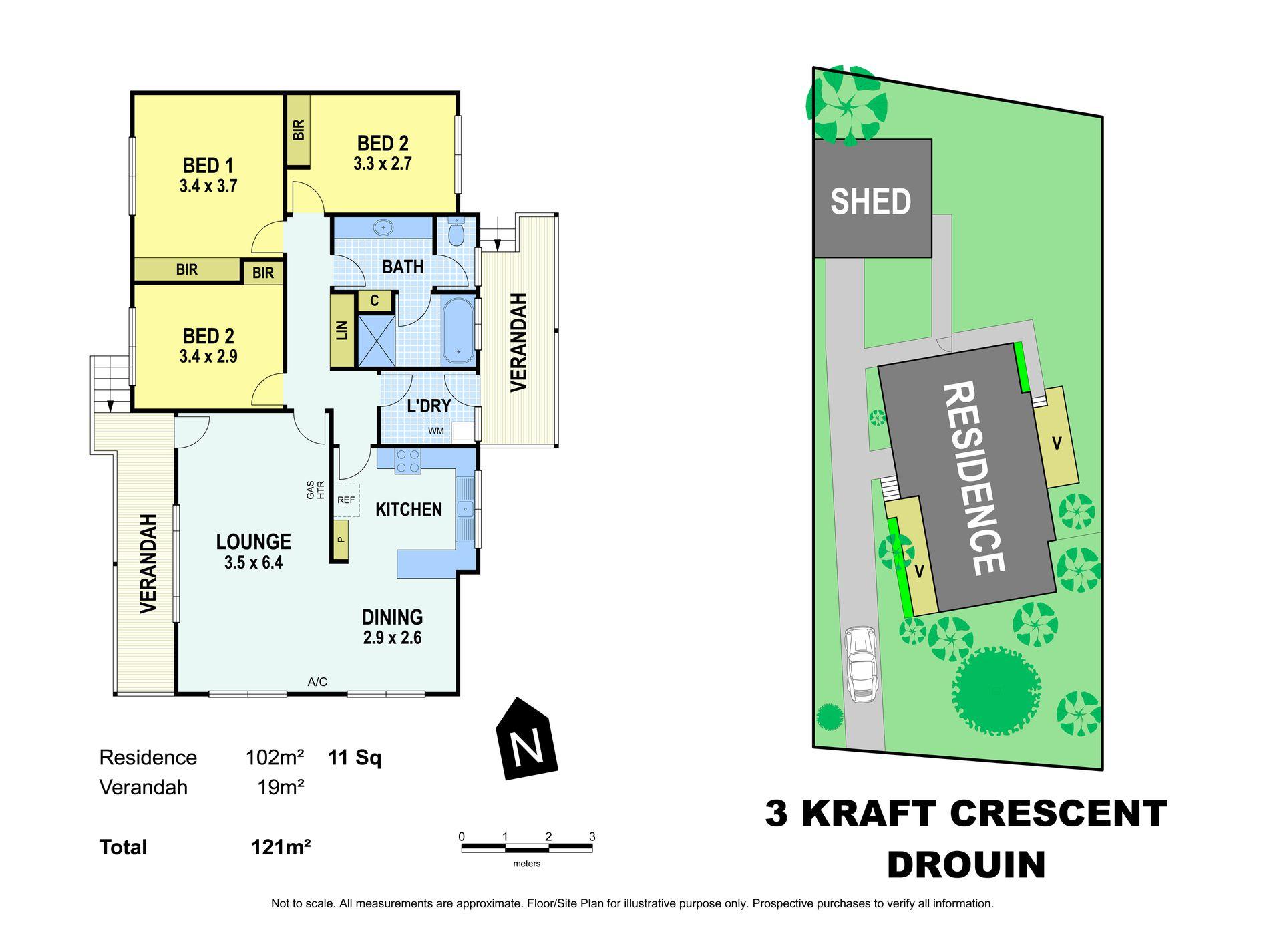 3 Kraft Crescent, Drouin