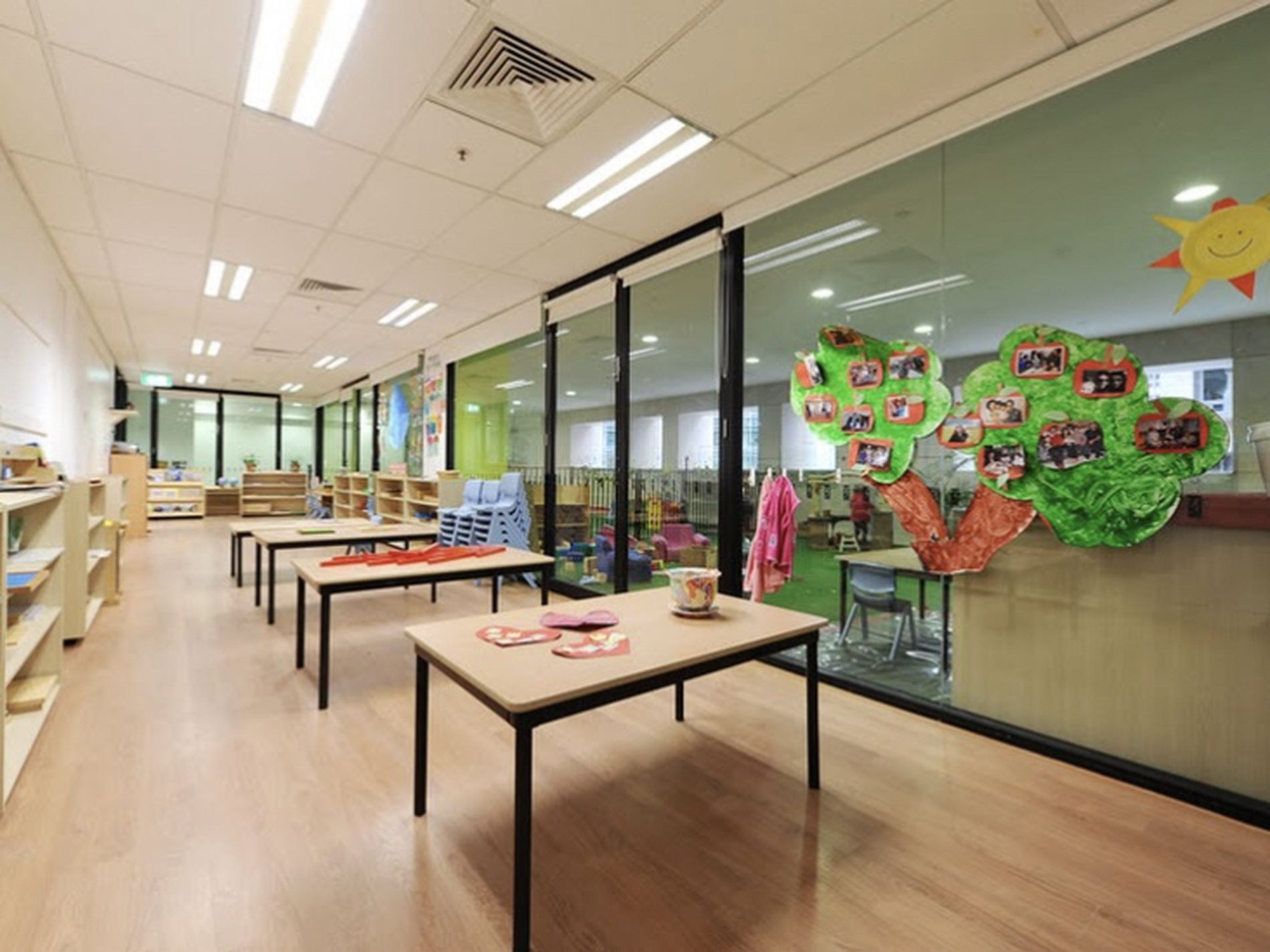 JF2021018 - Childcare center with 58 spaces - in hart of Sydney CBD - great opportunities