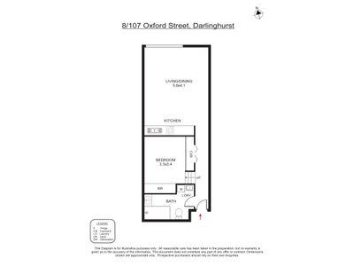 8 / 107-111 Oxford Street, Darlinghurst