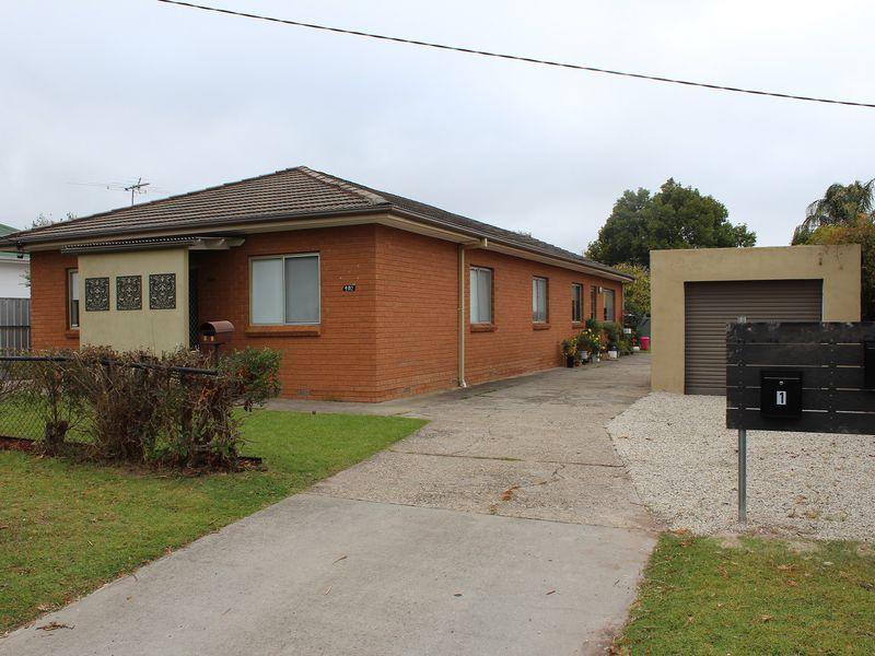 Duplex Offering Excellent Returns - $23,400 gross pa