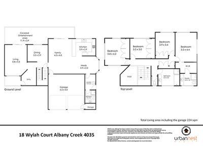 18 Wylah Court, Albany Creek