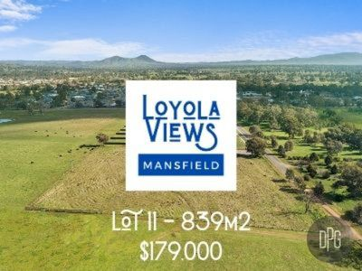 Lot 11, Loyola Views, Mansfield