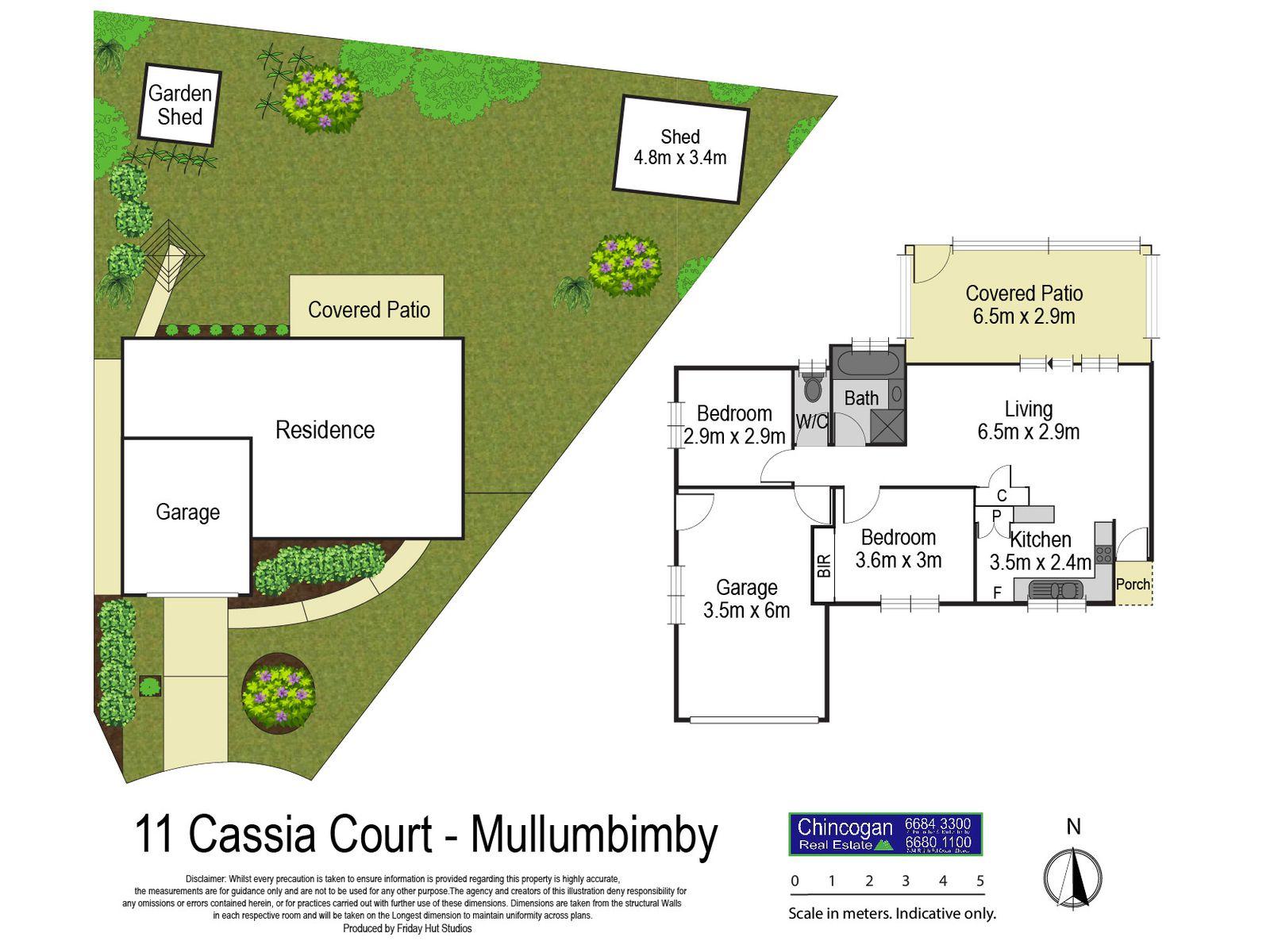 11 Cassia Ct, Mullumbimby