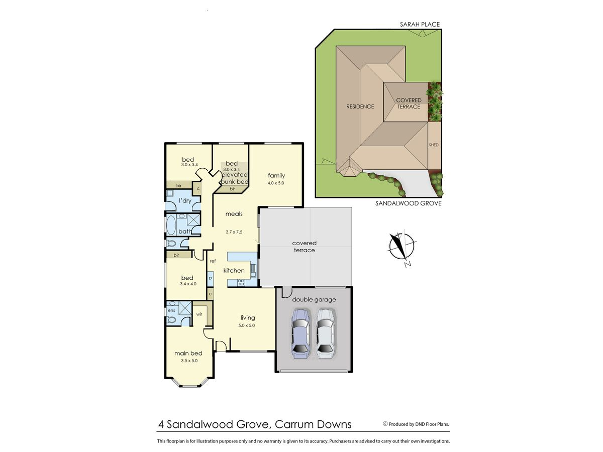 4 Sandalwood Grove, Carrum Downs