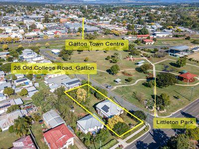 26 Old College Road, Gatton