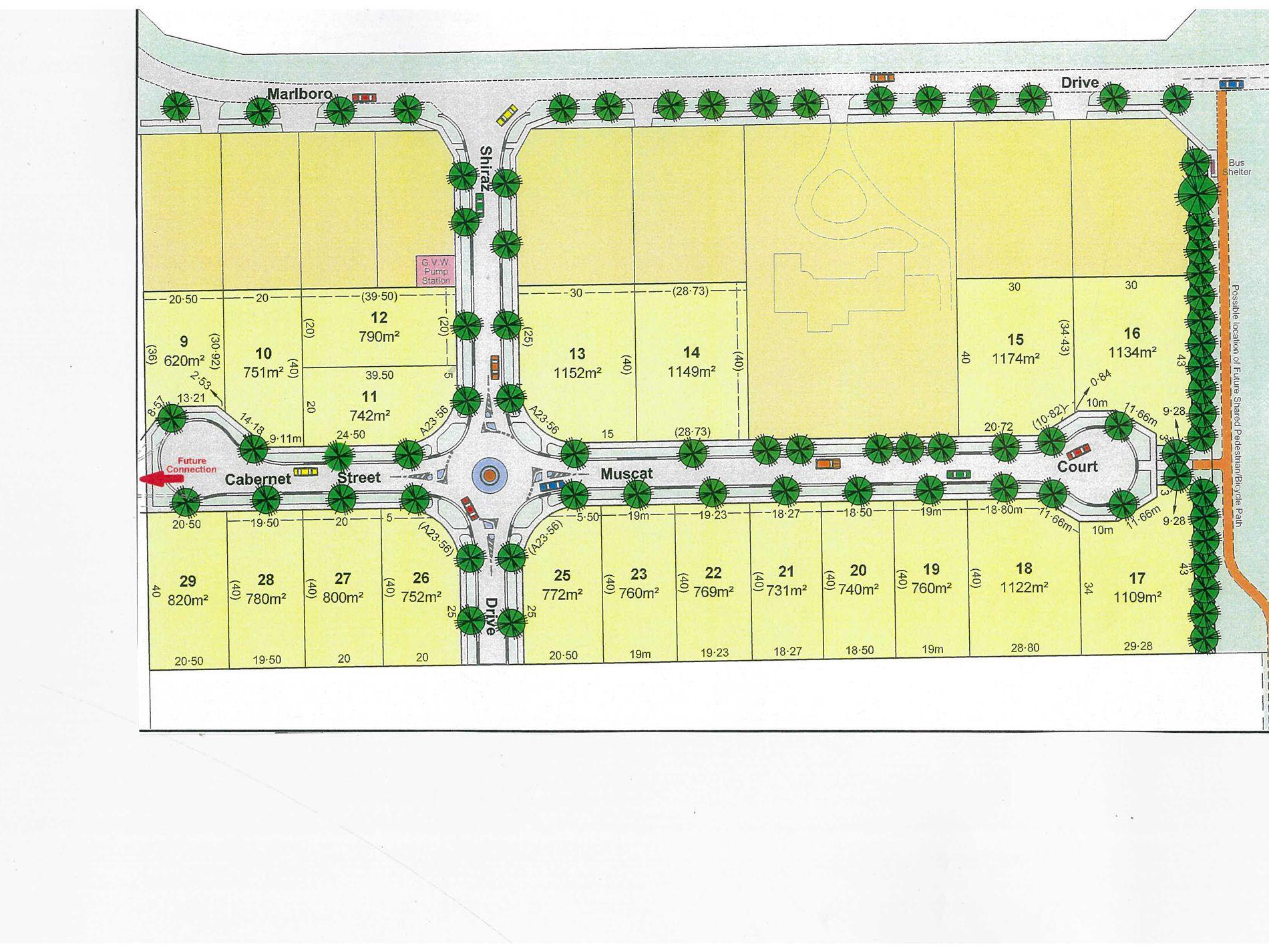 Lot 9, 5 Marlboro Dr, The Grange Estate, Kialla