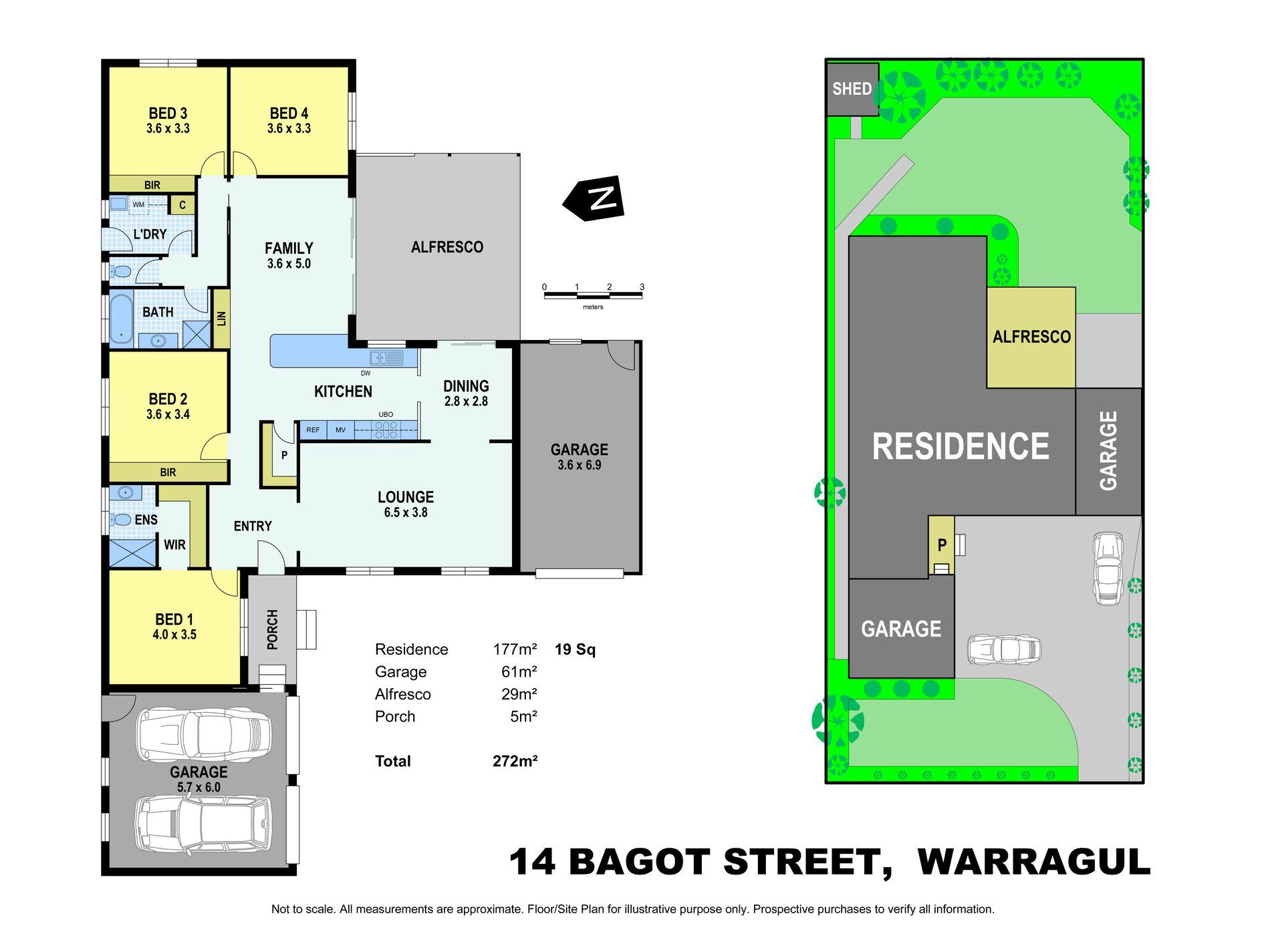 14 Bagot Street, Warragul