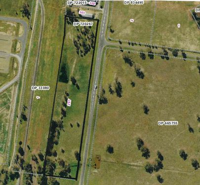Lot 297, Newell Highway, Tocumwal