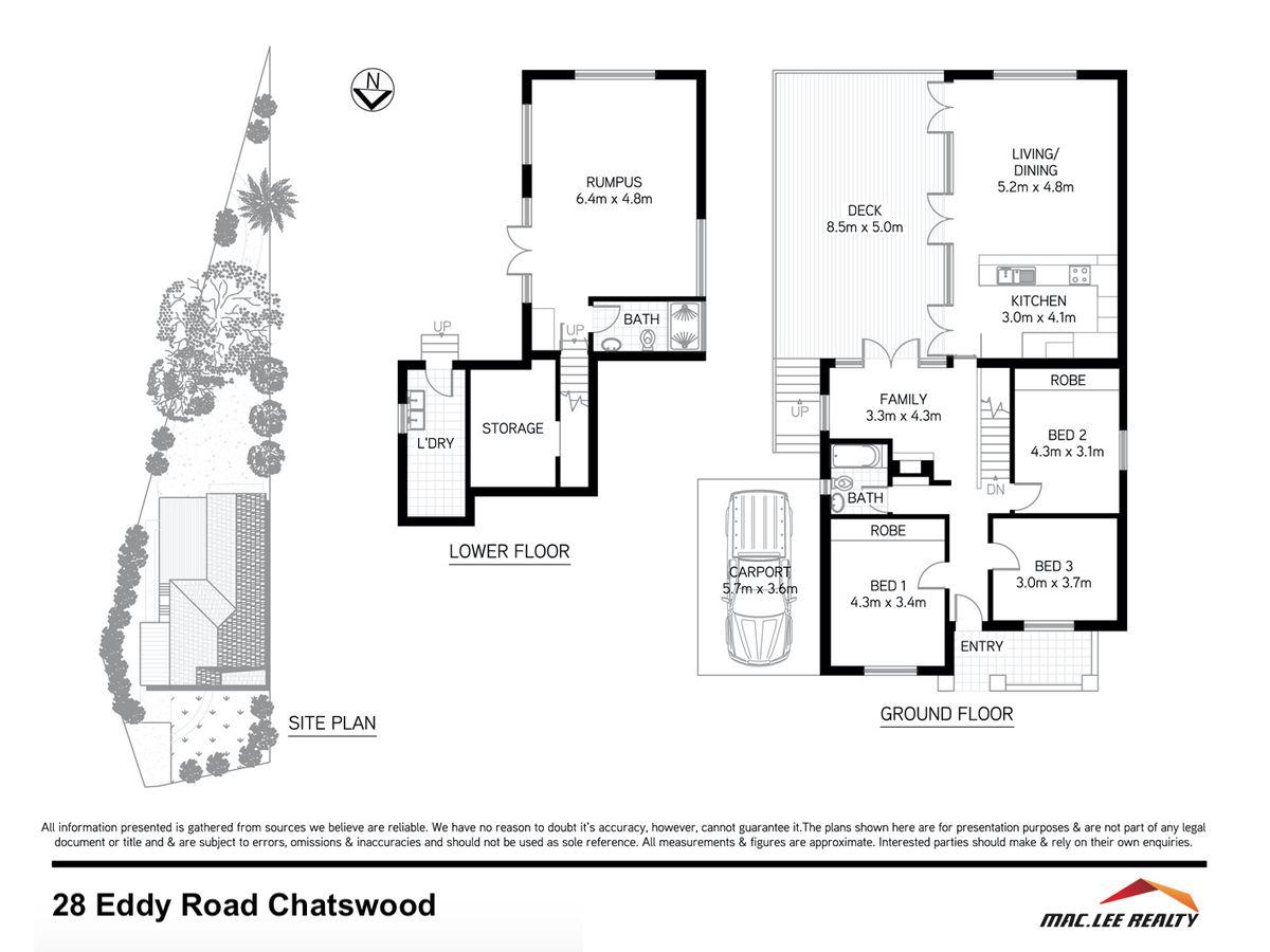 28 Eddy Road, Chatswood