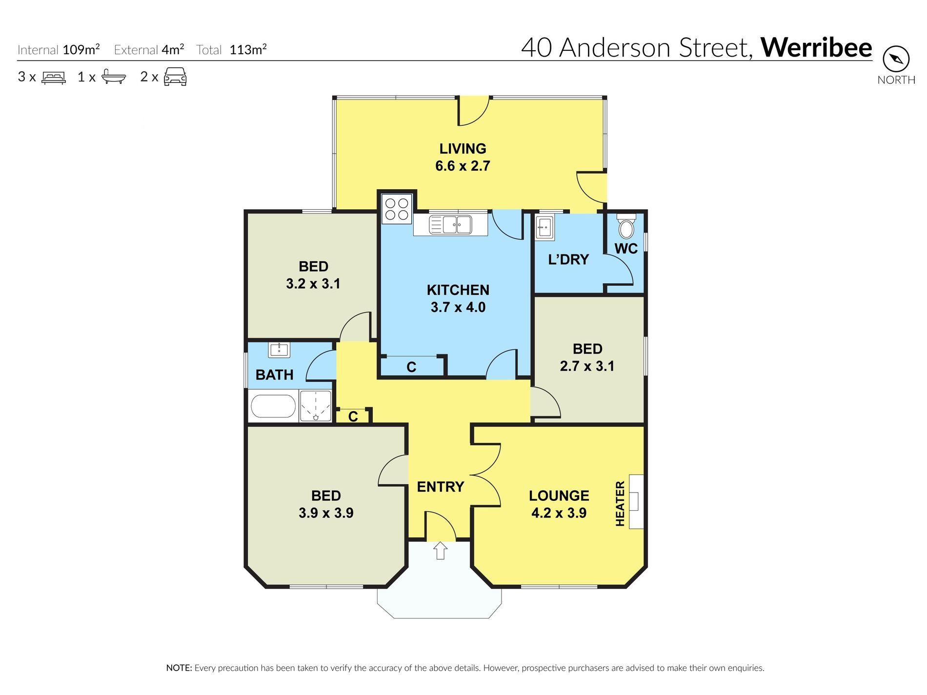 40 Anderson Street, Werribee