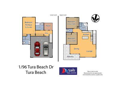 1 / 96 Tura Beach Drive, Tura Beach