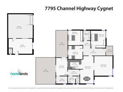 7795 Channel Highway, Cygnet