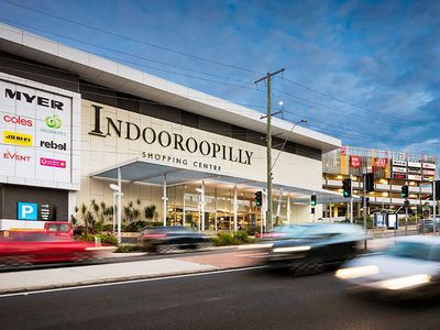 Indooroopilly and St Lucia Business Only