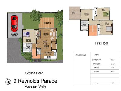1-4 / 9 Reynolds Parade, Pascoe Vale South