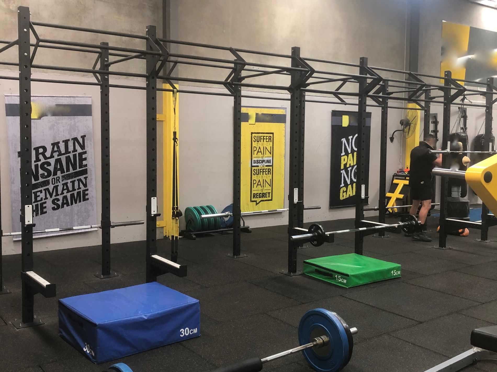 Training Studio Gym Fitness Business For Sale