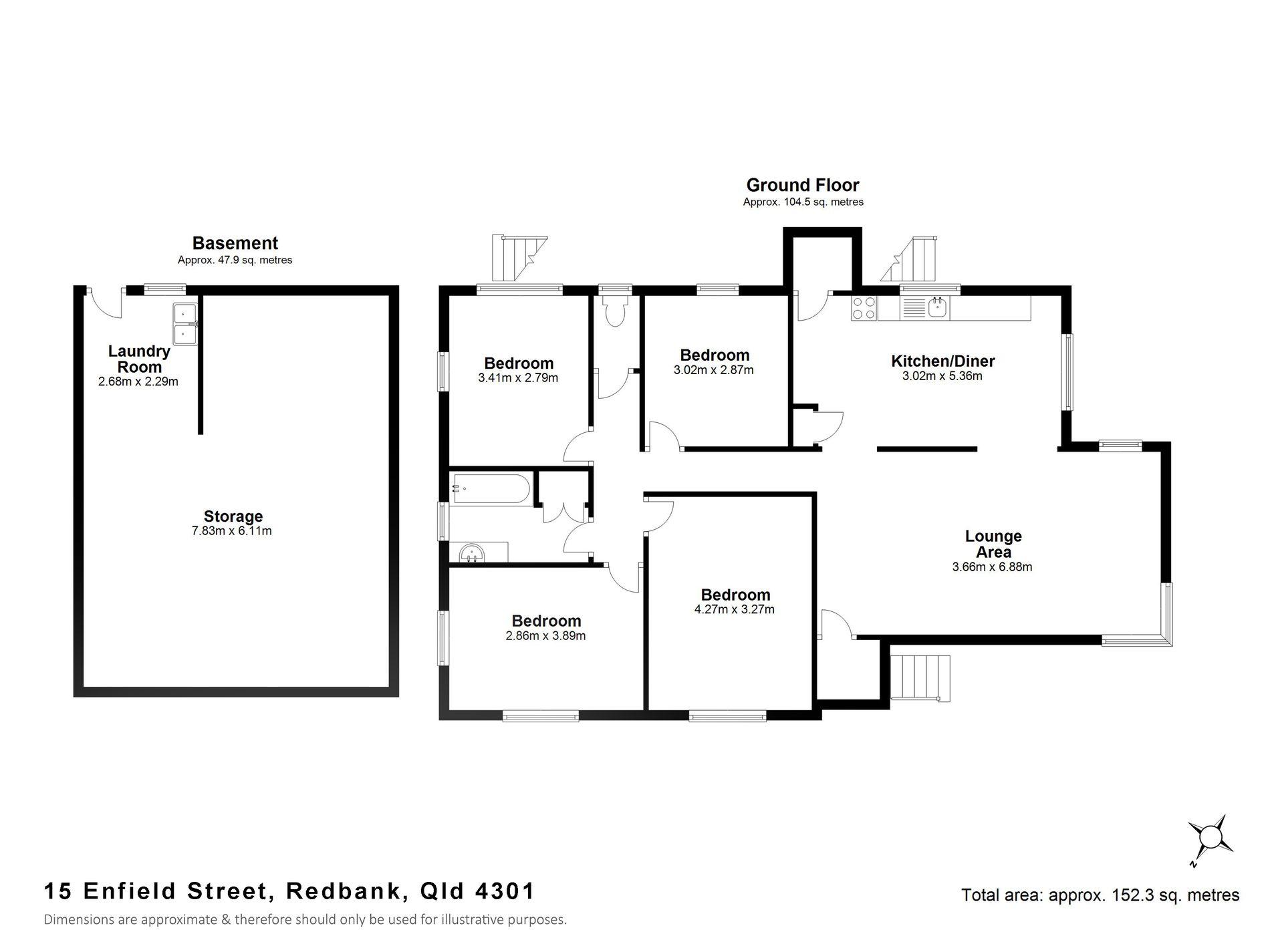 15 Enfield Street, Redbank