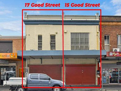 15-17 Good Street, Granville