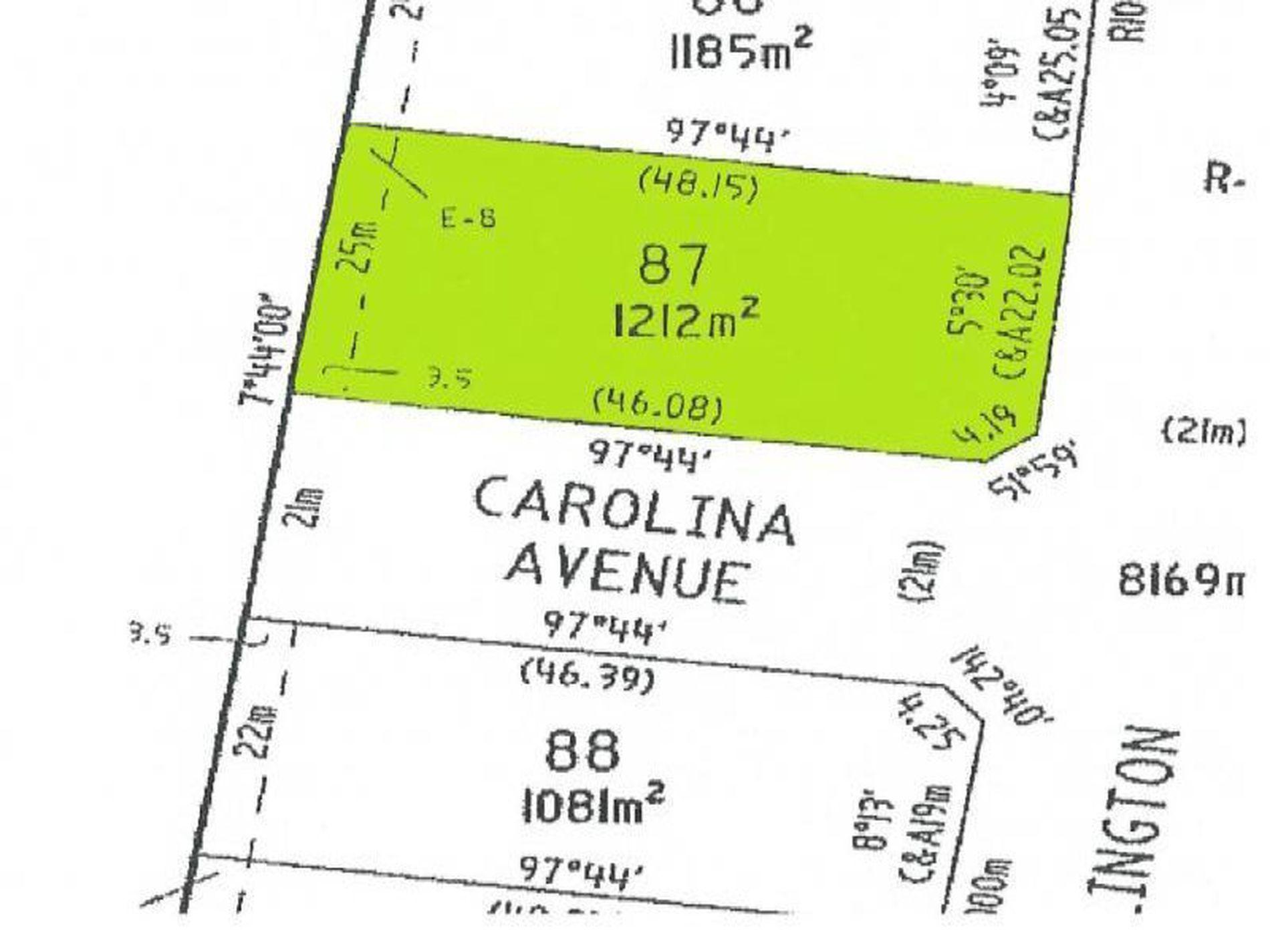 Lot 87 Arlington Park Estate, Wangaratta