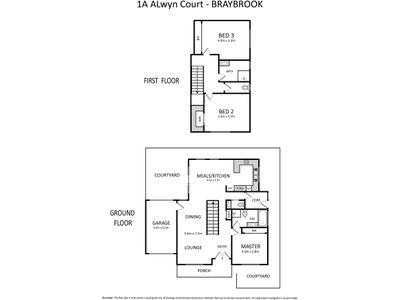 1A Alwyn Court, Braybrook