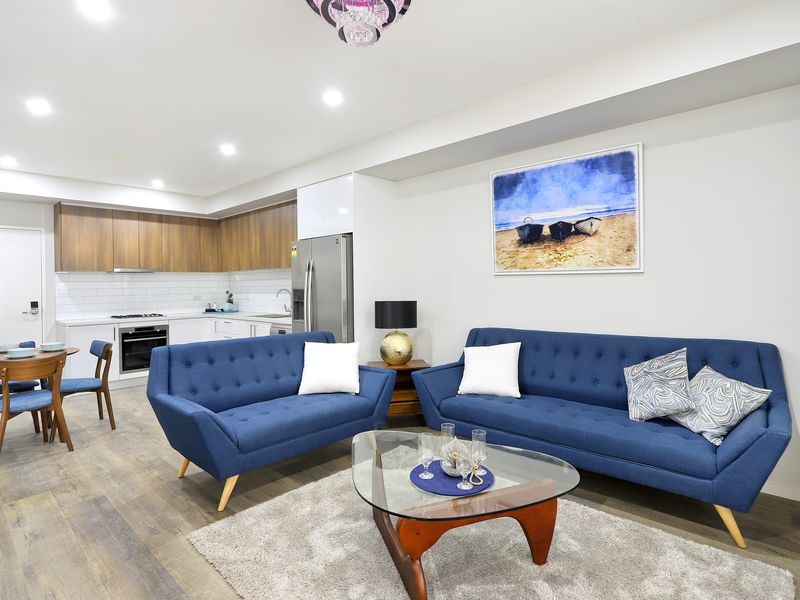 Wentworth Apartments | Living in Parkland Settings