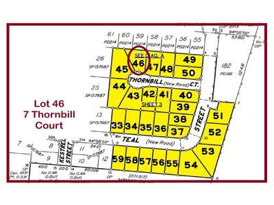Lot 46, 7 Thornbill Court, Longreach