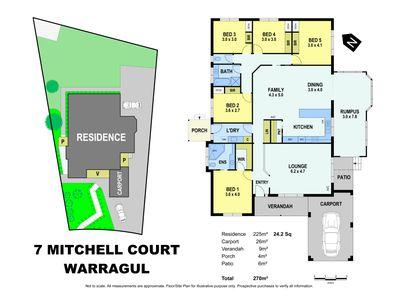 7 Mitchell Court, Warragul