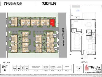 Unit 6 / 27 Boundary RD, Tallawong, Schofields