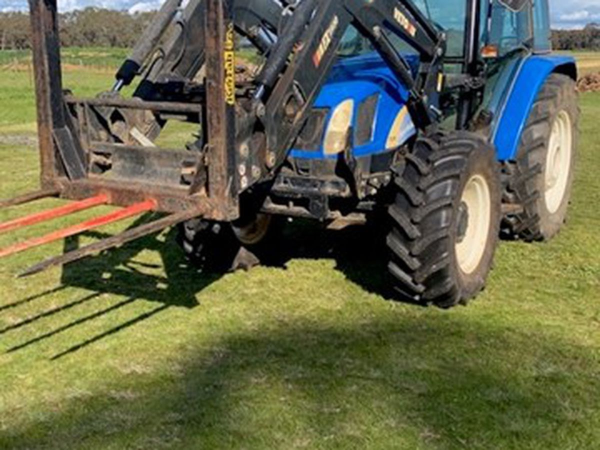 Clearing sale Online Auctionsplus from Wednesday 29th September @ 9am to October 1st @ 5pm. A/C G.F BRIGG'S