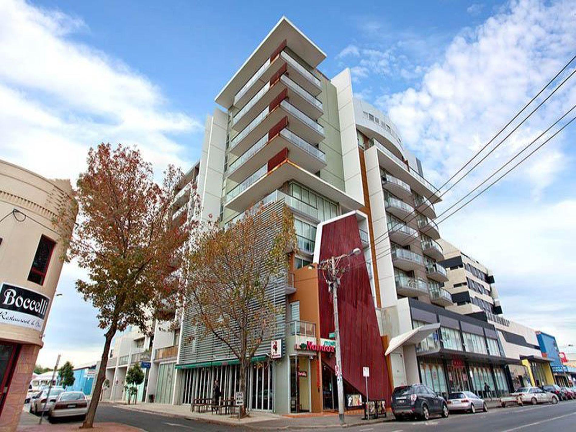 304 / 250 Barkly Street, Footscray