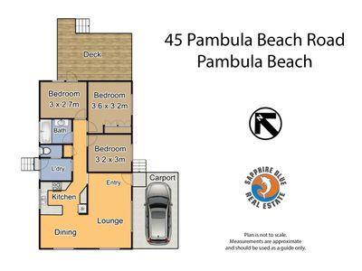 45 Pambula Beach Road, Pambula Beach