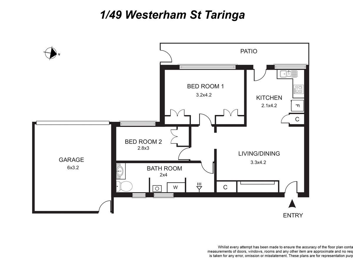 1 / 49 Westerham Street, Taringa