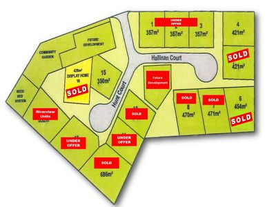 Lot 1-15, Hallinan Court & Hunt Close, Walwa