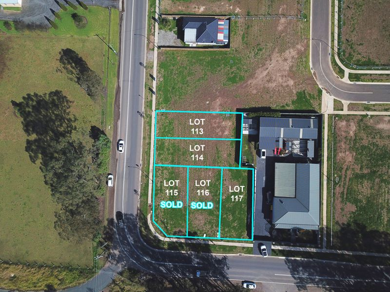 Lot LOT 113, 224 Crown Street, Riverstone